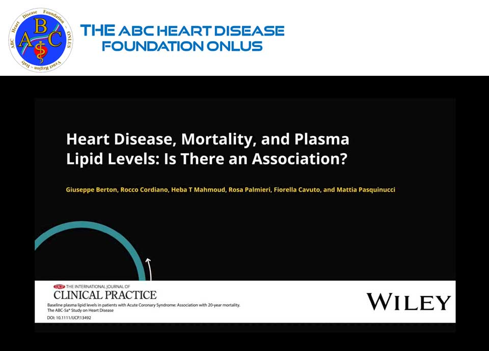 ABC Heart Disease Study - Wiley