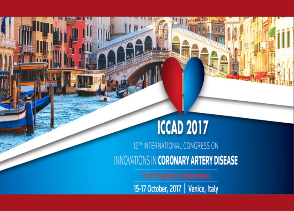 12Th International Congress On Innovations In Coronary Artery Disease ICCAD 2017