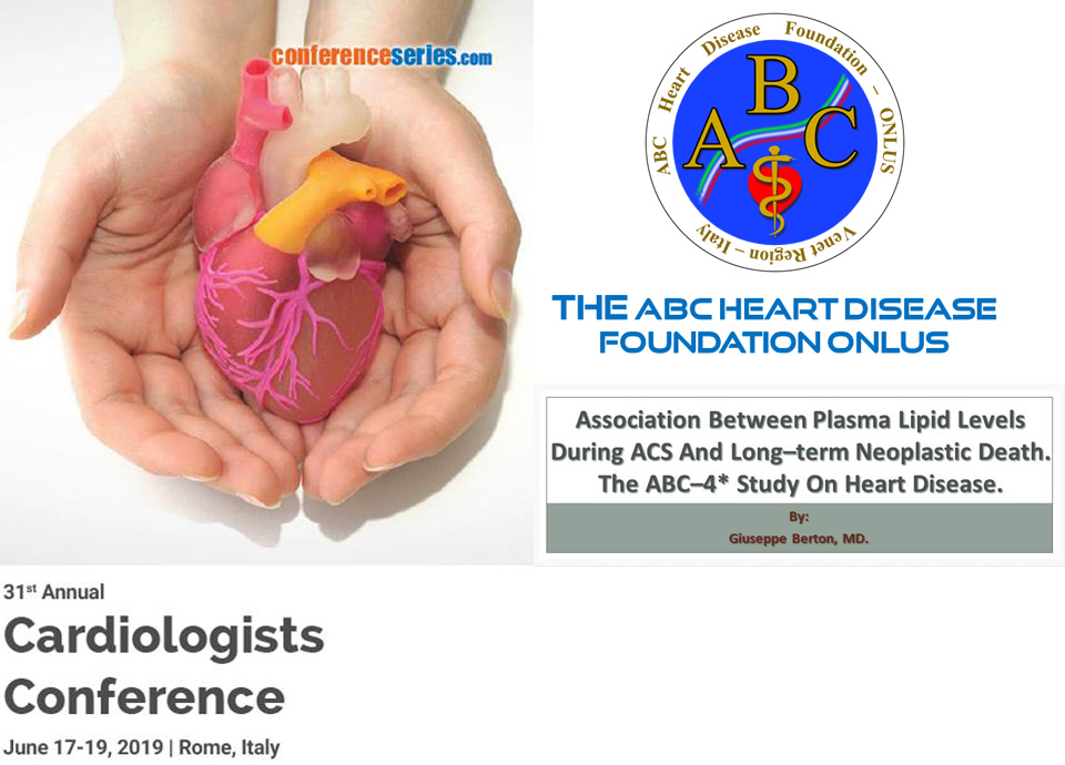 Rome 2019 - Cardiologists Conference - Slide1 Dr. Berton
