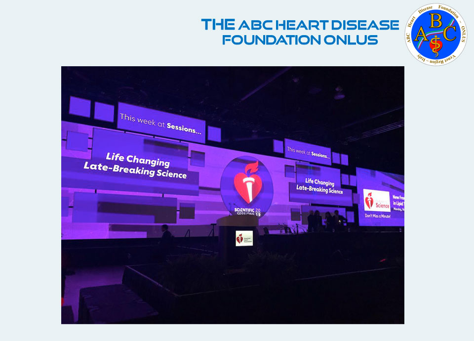 Scientific Sessions American Heart Association Philadelphia 2019