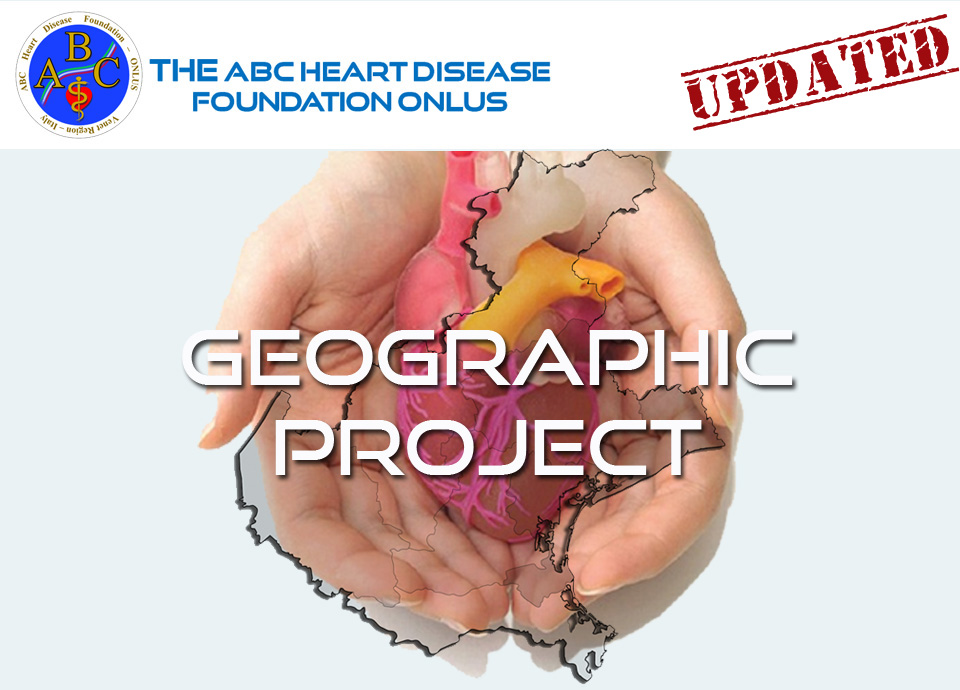 The ABC Study on Heart Disease - Geographic Project